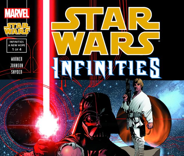 Star Wars Infinities: A New Hope (2001) #1