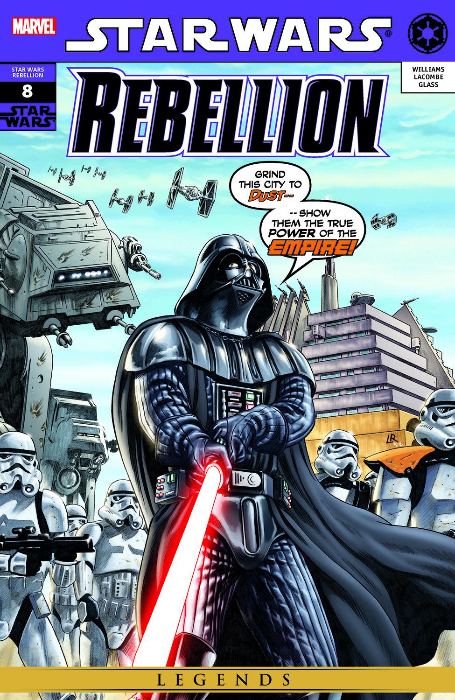 Star Wars: Rebellion (2006) #8