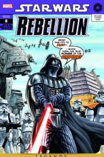 Star Wars: Rebellion #8