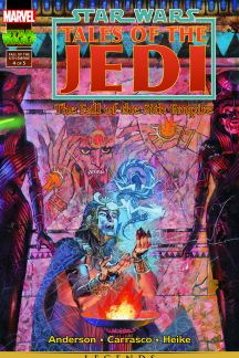 Star Wars: Tales Of The Jedi - The Fall Of The Sith Empire #4