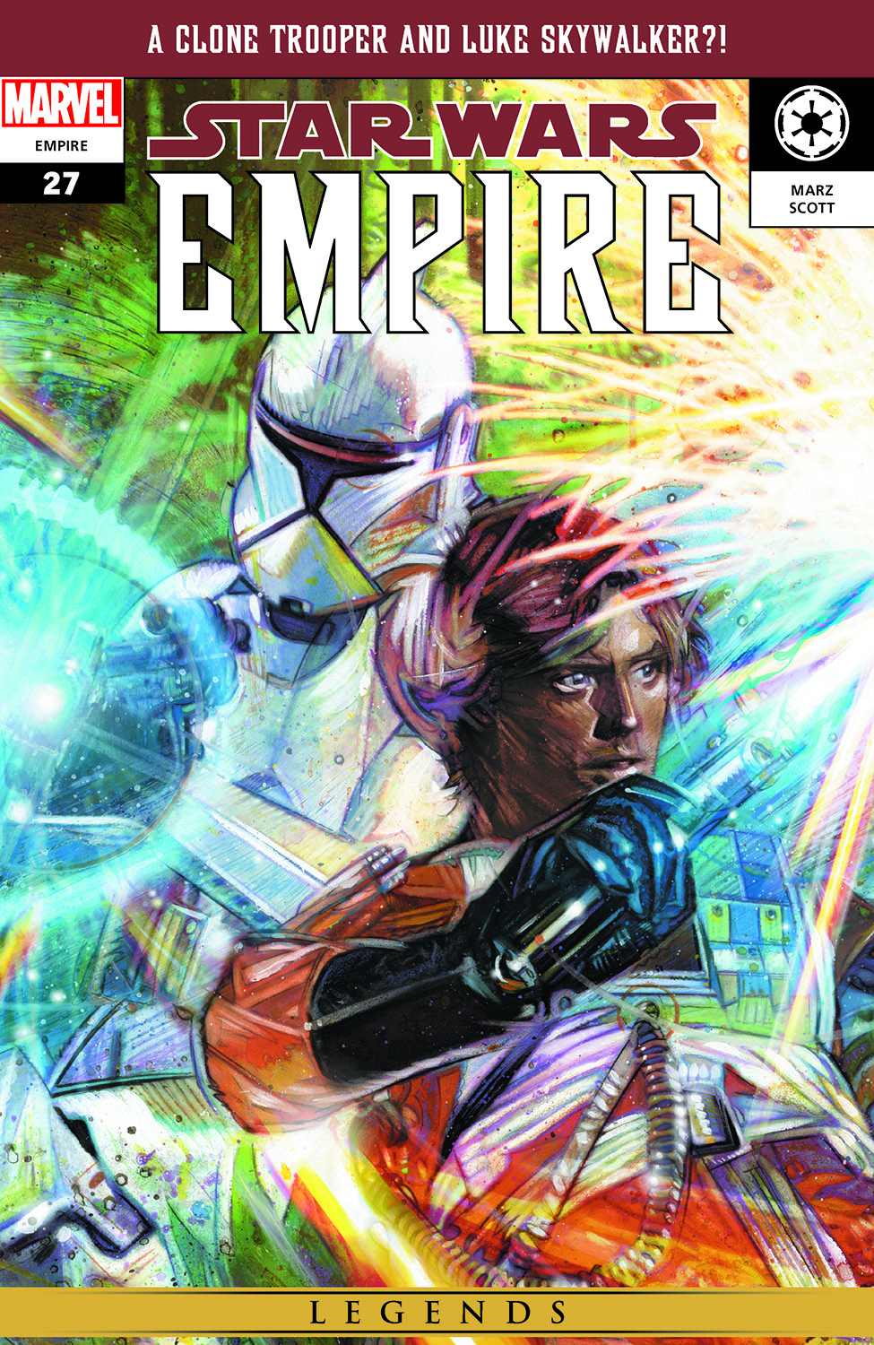 Star Wars: Empire (2002) #27