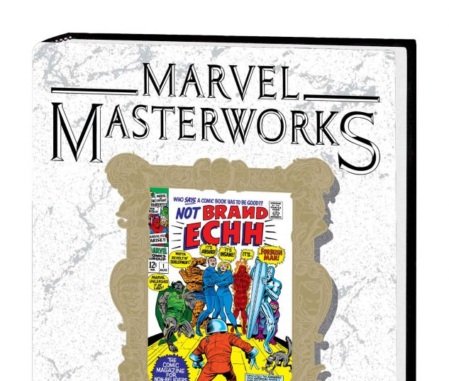 MARVEL MASTERWORKS: NOT BRAND ECHH VOL. 1 HC VARIANT (DM ONLY)
