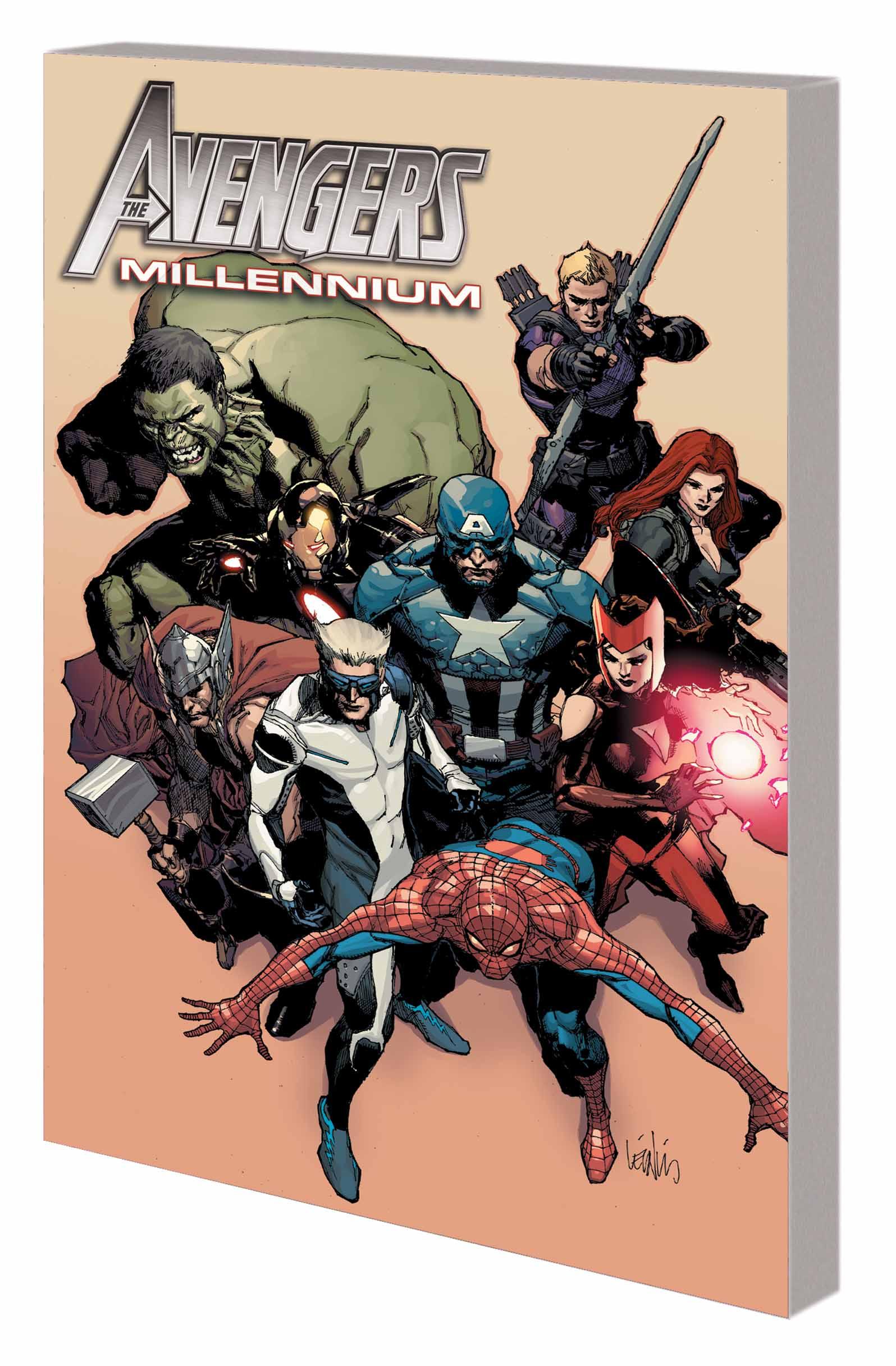 Avengers: Millennium (Trade Paperback)