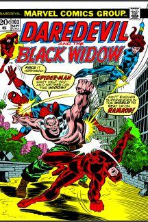 Daredevil (1964) #103