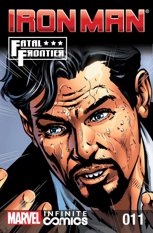 Iron Man: Fatal Frontier Infinite Comic (2013) #11