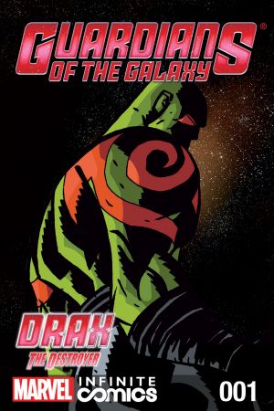 Guardians of the Galaxy Infinite Comic (2013) #1