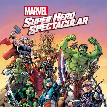 MARVEL SUPER HERO SPECTACULAR 1 (2015 - Present)