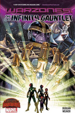 Infinity Gauntlet: Warzones! (Trade Paperback)