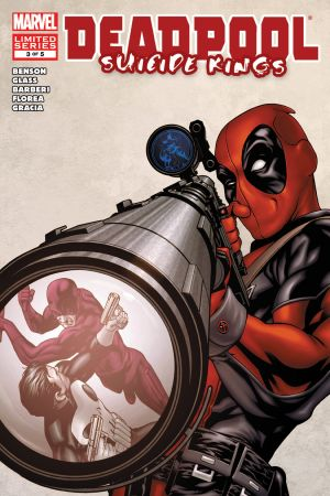 Deadpool: Suicide Kings #3