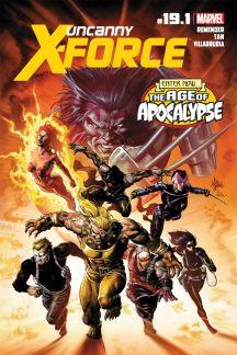Uncanny X-Force (2010) #19.1