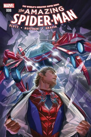 The Amazing Spider-Man (2015) #8