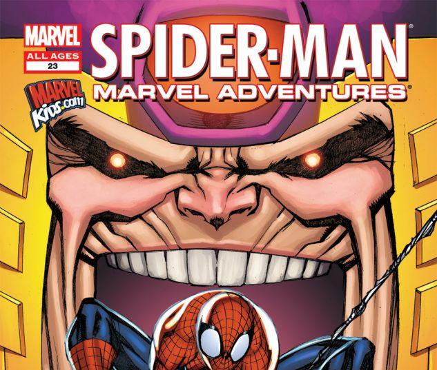 MARVEL ADVENTURES SPIDER-MAN (2010) #23