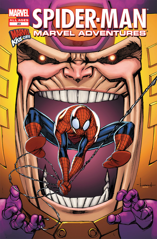 Spider-Man Marvel Adventures (2010) #23