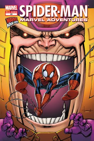 Spider-Man Marvel Adventures #23