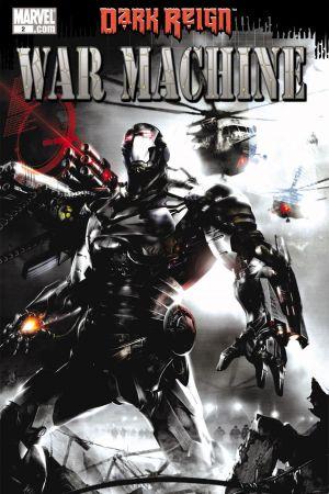 War Machine (2008) #2