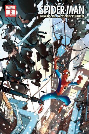 Spider-Man Marvel Adventures #2