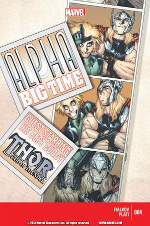 Alpha: Big Time #4