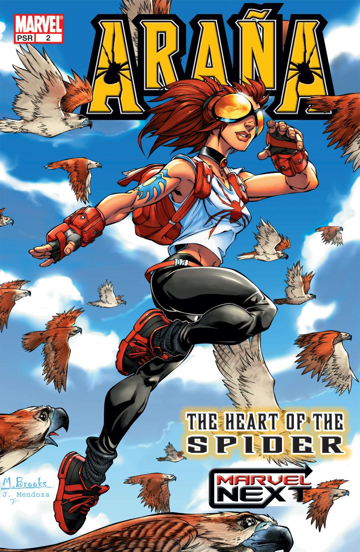 Arana: The Heart of the Spider (2005) #2