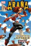 ARANA: THE HEART OF THE SPIDER (2005) #2 Cover