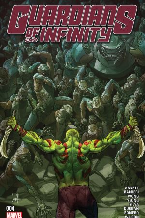 Guardians of Infinity #4