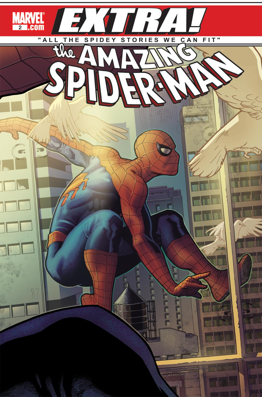 Amazing Spider-Man: Extra! (2008) #2