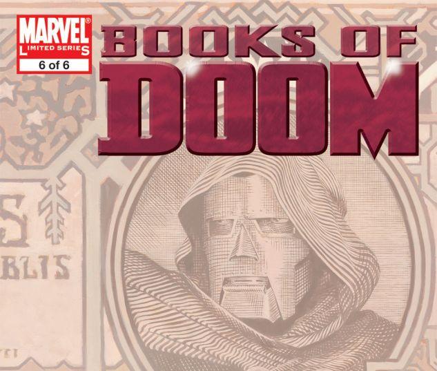 Books of Doom (2005) #6
