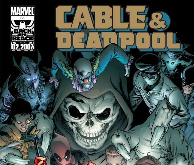 Cable & Deadpool (2004) #35
