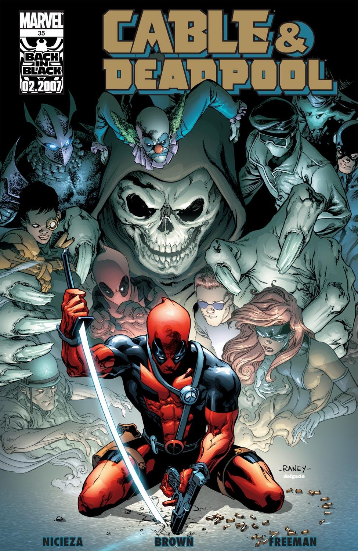 Cable & Deadpool (2004) #35