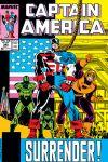Captain America (1968) #345