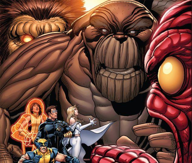 ASTONISHING X-MEN (2004) #41 Cover