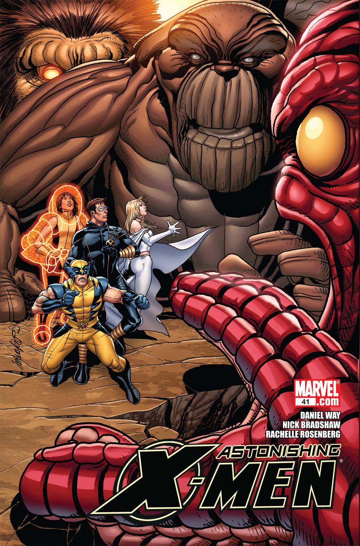 Astonishing X-Men (2004) #41