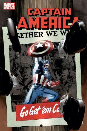 Captain America (2004) #15