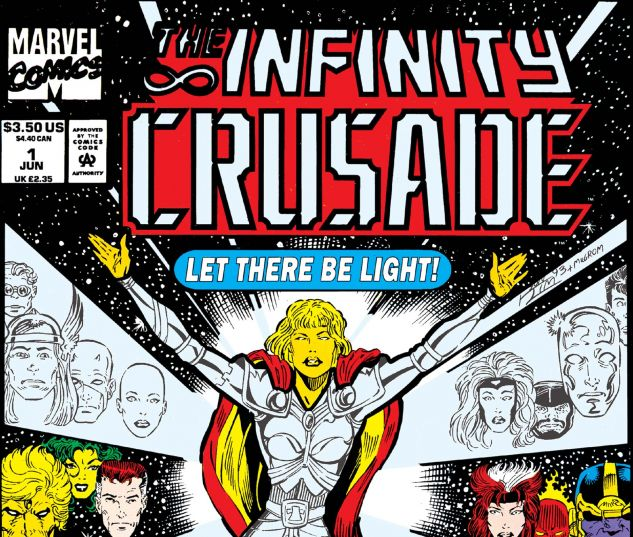 Image result for infinity crusade