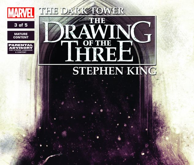cover from Dark Tower: The Drawing of the Three - Bitter Medicine (2020) #3