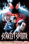 SCARLET SPIDER (2011) #12