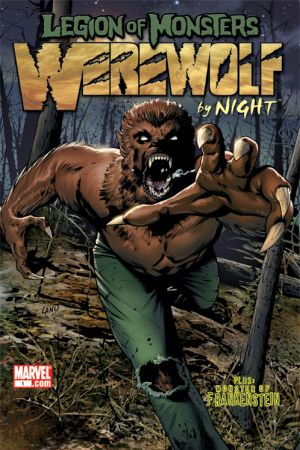 Legion of Monsters: Werewolf by Night #1