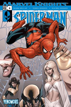 Marvel Knights Spider-Man (2004) #6