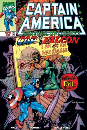Captain America: Sentinel of Liberty (1998) #8