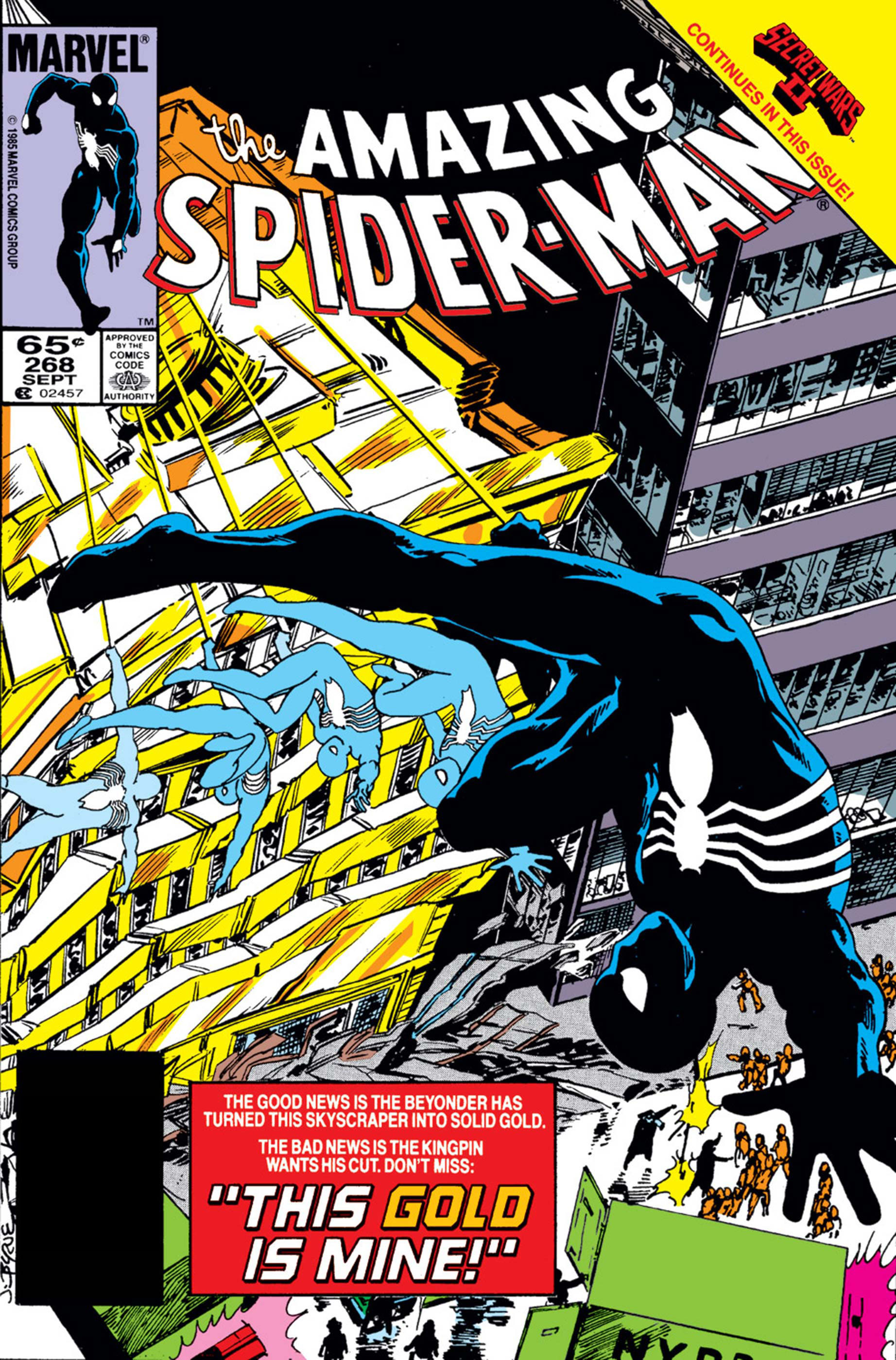 The Amazing Spider-Man (1963) #268