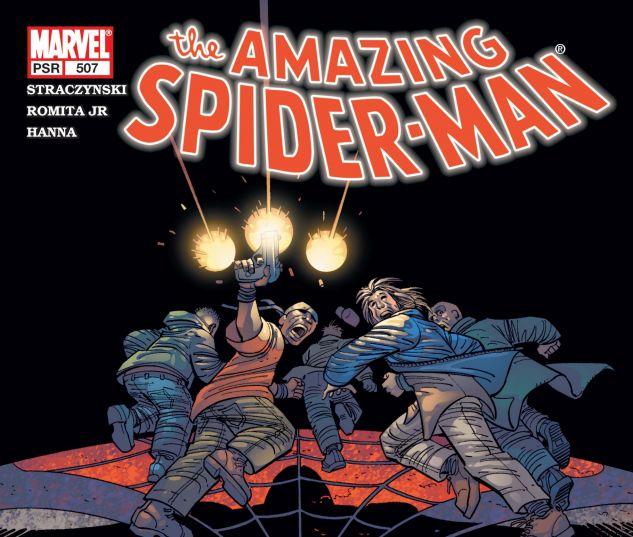 Amazing Spider-Man (1999) #507