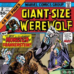 Giant-Size Werewolf by Night (1974)