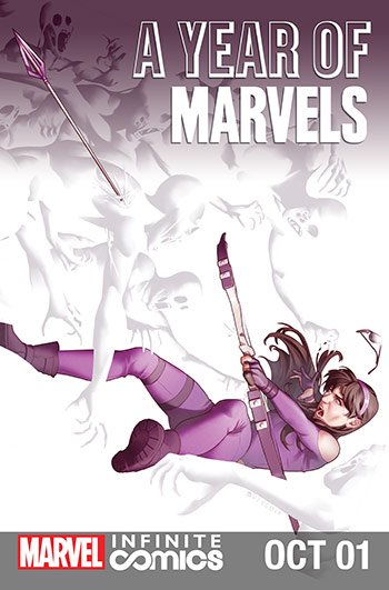 A Year of Marvels: October Infinite Comic (2016) #1