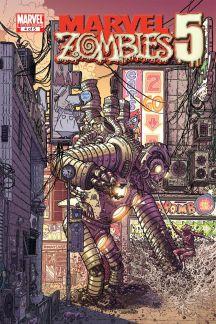 Marvel Zombies 5 #4