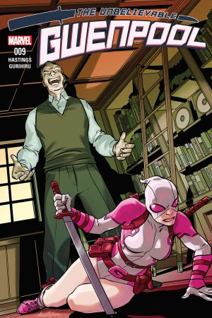 The Unbelievable Gwenpool (2016) #9