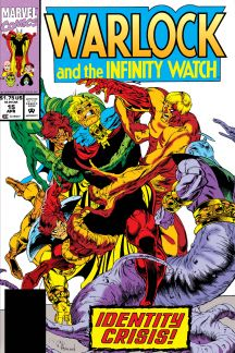 Warlock and the Infinity Watch (1992) #15