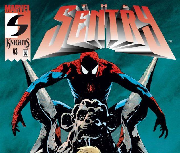 SENTRY 3 cover