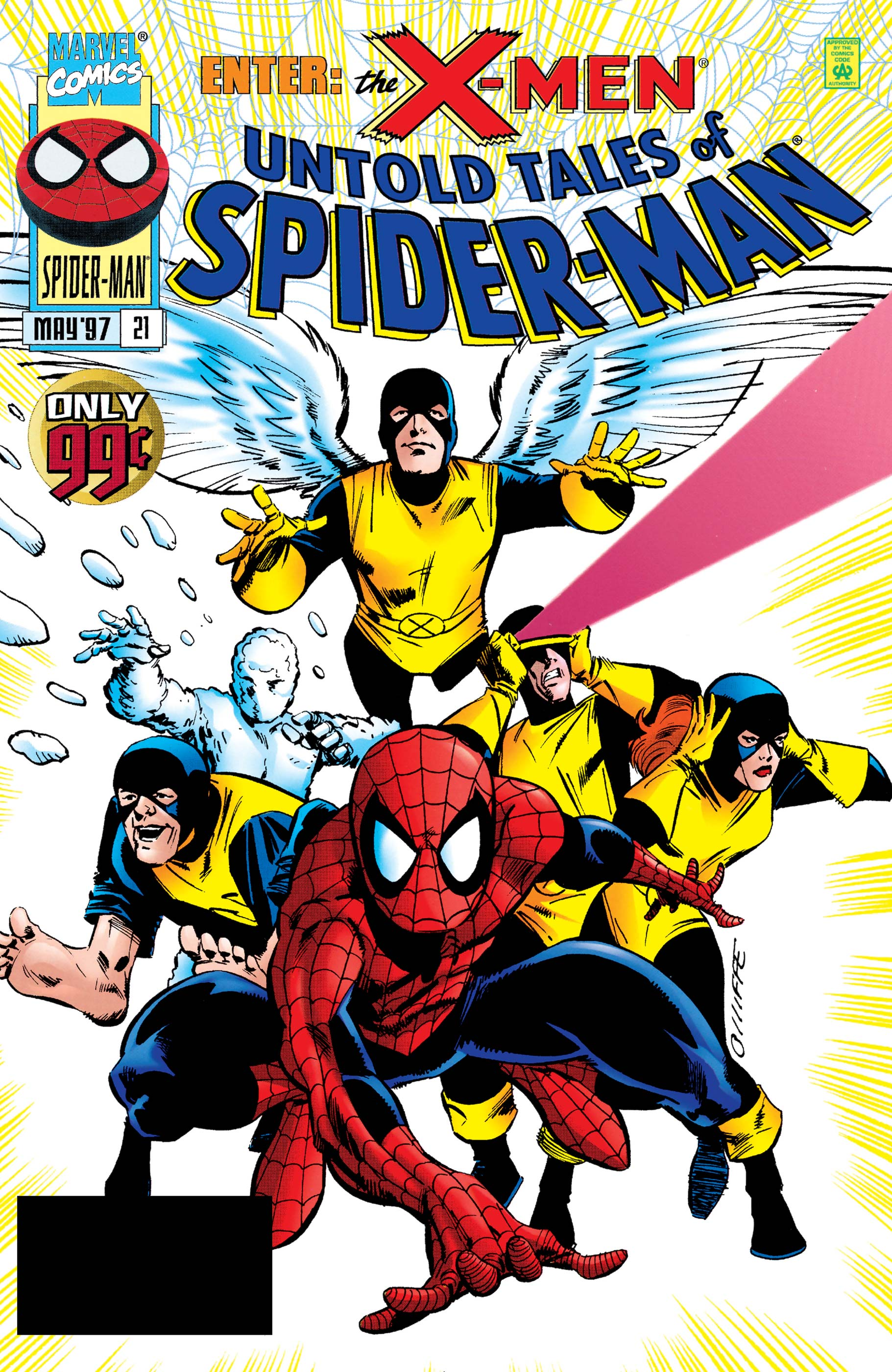 Untold Tales of Spider-Man (1995) #21