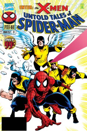 Untold Tales of Spider-Man #21