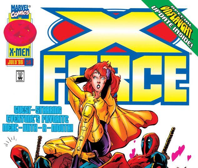 X-Force (1991) #56
