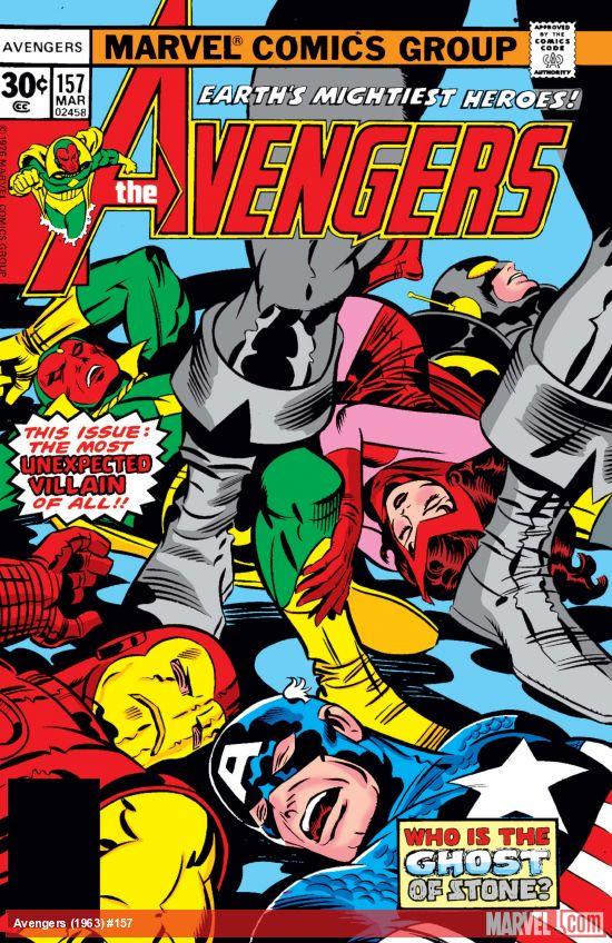 Avengers (1963) #157